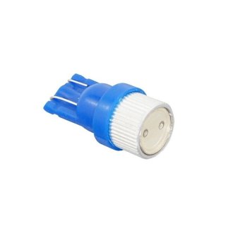 W5W T10 High Power Xenon blau 1W SMD LED ALU KFZ Innenbereich